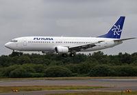 EC-KGM @ BOH - FUTURA 737 - by barry quince