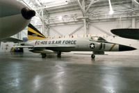 54-1405 - F-102A at the Strategic Air & Space Museum in Ashland, NE - by Glenn E. Chatfield