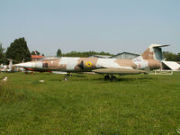 MM6647 - Lockheed F-104G/Preserved/San Possidonio (has tail section from MM6520) - by Ian Woodcock
