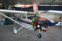 D-EEIW @ PGF - After an Hard Landing in PGF - by Fabien CAMPILLO