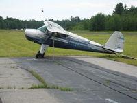 N1266K @ 5M3 - Not looking good at Moultonboro airport - by Kent Wien