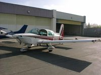 N1190X @ SMX - N1190X awaiting avionics upgrades at SMX - by Chris A. Epler