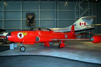 21574 - T-33 Red Knight, Rockcliff air Museum - by Dirk Fierens