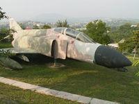 64-0757 - McDonnell-Douglas F-4C/Preserved/Cerbailoa,Emilia-Romagna - by Ian Woodcock