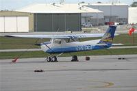 N58ER @ DAB - Cessna 150