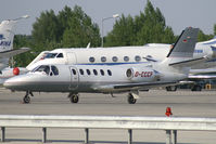 D-CCCF @ VIE - CCF Manager Airline Cessna 550 Citation 2 - by Thomas Ramgraber-VAP
