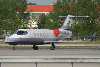 D-COOL @ VIE - Premium Aviation Learjet 55 - by Thomas Ramgraber-VAP