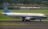 B-2350 @ WSSS - A320