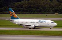 PK-MBS @ WSSS - Boeing 737