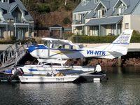 VH-NTK - Cessna U206G