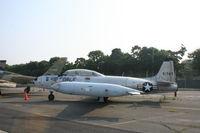 56-1747 @ KFRG - Lockheed T-33A - by Mark Pasqualino