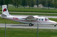 N12MU @ KCMH - AC681 @ Columbus Ohio - by Terry Fletcher