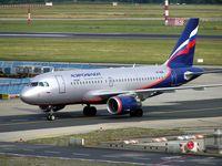 VP-BDN @ EDDF - Airbus A319