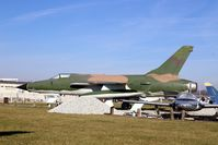 61-0088 @ GUS - F-105D at the Grissom AFB Museum - by Glenn E. Chatfield