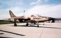 61-0099 @ ARR - F-105D at the Air Classics Museum - by Glenn E. Chatfield