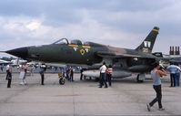 63-8320 @ FFO - F-105G at the National Museum of the U.S. Air Force - by Glenn E. Chatfield