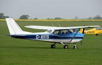 G-AVIS @ EGBK - Cessna F172H