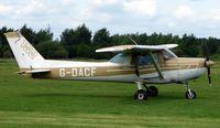 G-DACF @ EGBD - Cessna 152