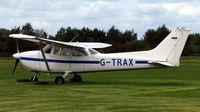 G-TRAX @ EGBD - Cessna F172M