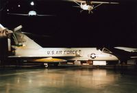 58-0787 @ FFO - F-106A at the National Museum of the U.S. Air Force - by Glenn E. Chatfield