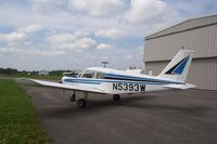 N5393W @ 7G0 - Ledgedale airport (7G0) - by RJGWho