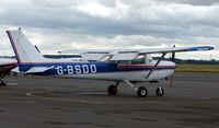 G-BSDO @ EGSY - Cessna 152