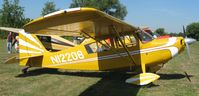 N12208 @ 42I - At the Zanesville, OH fly-in breakfast & lunch - by Bob Simmermon