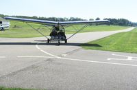 N30506 @ 42I - Arriving at the breakfast/lunch fly-in at Zanesville, OH. - by Bob Simmermon