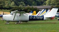 G-ATMM @ EGNF - Cessna F150F