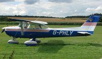 G-PHLY @ EGNF - Cessna FRA150L