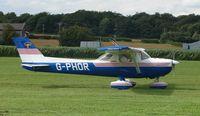 G-PHOR @ EGNF - Cessna FRA150L