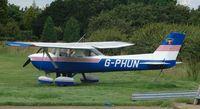 G-PHUN @ EGNF - Cessna FRA150L