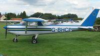 G-BHCP @ EGNF - Cessna F152