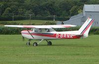 G-BRNK @ EGNF - Cessna 152