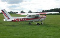 G-BRNN @ EGNF - Cessna 152