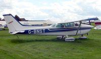 G-BNST @ EGNF - Cessna 172N