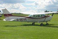 G-SEVE @ EGNF - Cessna 172N