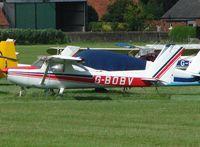 G-BOBV @ EGNF - Cessna F150M