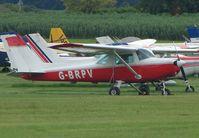 G-BRPV @ EGNF - Cessna 152