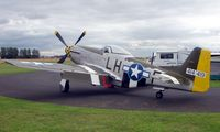 G-MSTG @ EGBR - This Mustang wears the marks 414419