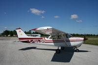 C-GUJR @ CYZR - Cessna 172 - by Mark Pasqualino