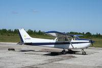 C-FHIH @ CYZR - Cessna 172 - by Mark Pasqualino