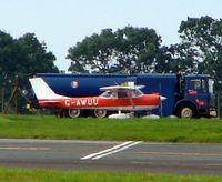 G-AWUU @ EGXW - Cessna F150J