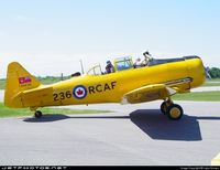 C-FGUY - RCAF 20236 - by Lajos Kovacs
