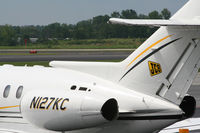 N127KC @ PDK - Tail Numbers - by Michael Martin
