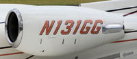N131GG @ PDK - Tail Numbers - by Michael Martin