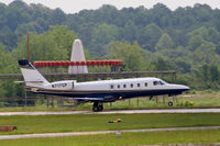 N717CP @ PDK - Taking off from Runway 20L - by Michael Martin