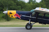 OE-EMD @ LOAU - Red Bull PC-6