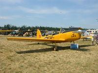 N2EA @ KAWO - DHC-1 Chipmunk.  I flew this one 40 years ago! - by Barneydhc82