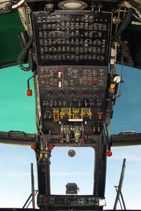 12404 @ CYQS - Upper instrument panel. - by topgun3